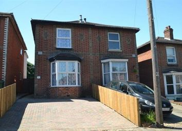 Thumbnail 3 bedroom semi-detached house to rent in Weston Grove Road, Southampton