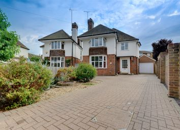 Thumbnail 4 bedroom detached house for sale in Hythe Road, Worthing, West Sussex