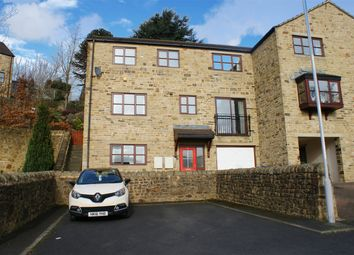 Thumbnail 4 bed town house for sale in School House Fold, Riddlesden, Keighley, West Yorkshire