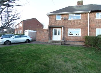 3 bed semi-detached house for sale in Smelter Wood Crescent, Woodhouse, Sheffield S13