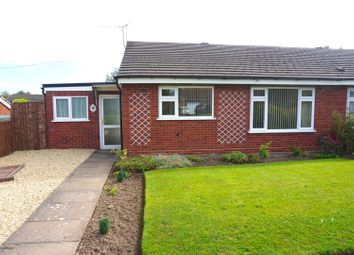 Thumbnail 2 bed bungalow for sale in Hill Crest Road, St Georges, Telford