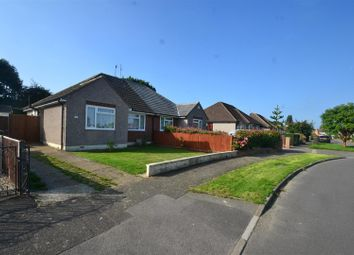 Thumbnail 2 bedroom semi-detached bungalow for sale in Blundell Avenue, Horley