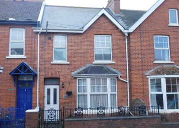 Thumbnail 4 bedroom terraced house to rent in South Street, Woolacombe