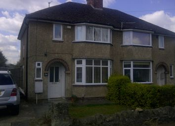 Thumbnail 3 bed semi-detached house to rent in Collinwood Road, Oxford