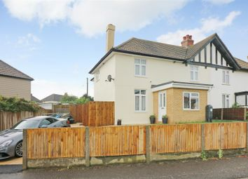 Thumbnail 4 bed semi-detached house for sale in Circular Road, Betteshanger, Deal