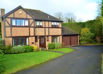 Thumbnail 4 bed detached house for sale in Knollmead, Calcot, Reading, Berkshire