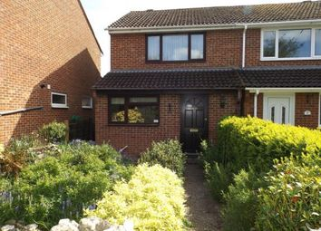Thumbnail 3 bed end terrace house for sale in Woodley Lane, Romsey
