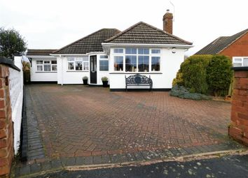 Thumbnail 2 bed detached bungalow for sale in Sherbrook Close, Brocton, Stafford.