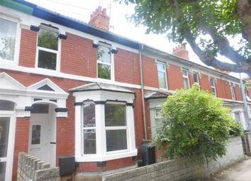 Thumbnail 3 bedroom terraced house to rent in York Road, Swindon, Wiltshire