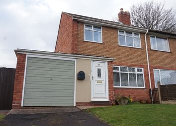 Thumbnail 3 bed semi-detached house for sale in Newlands Road, Baddesley Ensor, Atherstone