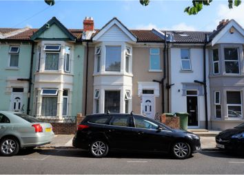 Thumbnail 3 bedroom terraced house for sale in Priorsdean Avenue, Portsmouth