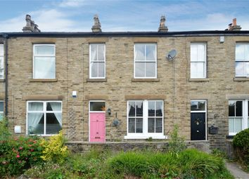 Thumbnail 3 bed terraced house for sale in Coronation Buildings, Bollington, Macclesfield, Cheshire