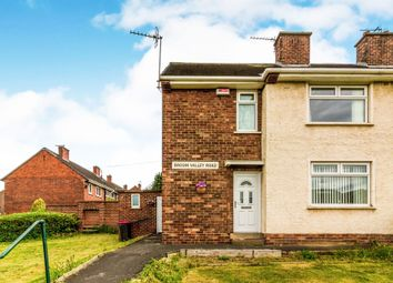 Thumbnail 3 bedroom semi-detached house for sale in Broom Valley Road, Rotherham