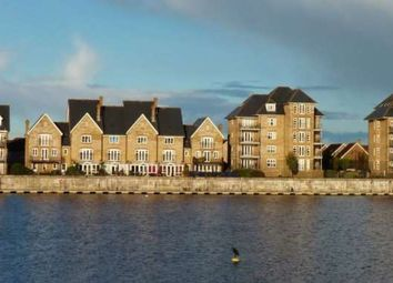 Thumbnail 3 bed flat to rent in Bradfords Close, Chatham, Kent