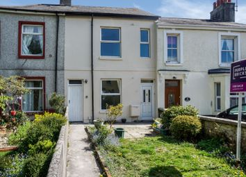 Thumbnail 3 bed terraced house for sale in Stenlake Terrace, Plymouth