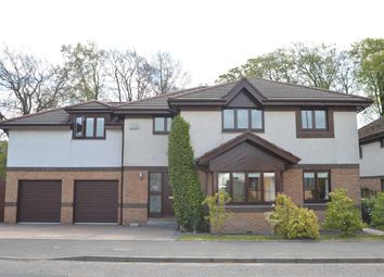 Thumbnail 5 bedroom detached house for sale in Turnbull Way, Strathaven