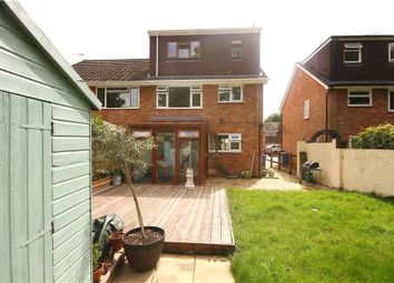 Thumbnail 4 bed semi-detached house for sale in Green Way, Aldershot, Hampshire