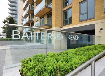 Thumbnail 2 bed flat for sale in Battersea Reach, Trafalgar, Wandsworth, London