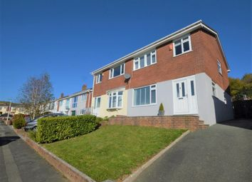 Thumbnail 3 bed semi-detached house for sale in Cranfield, Plymouth, Devon