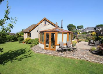 Thumbnail 4 bed detached bungalow for sale in Elburton Road, Elburton, Plymouth