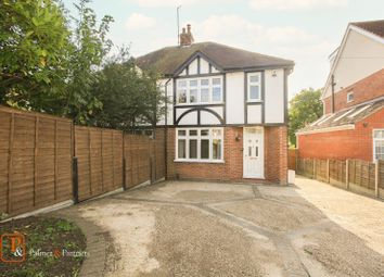 Thumbnail 3 bed semi-detached house to rent in St Andrews Avenue, Colchester, Essex