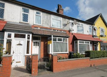 Thumbnail 2 bed terraced house for sale in Deane Road, Bolton, Lancashire.