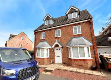 Thumbnail 5 bed detached house to rent in Royce Grove, Leavesden, Watford