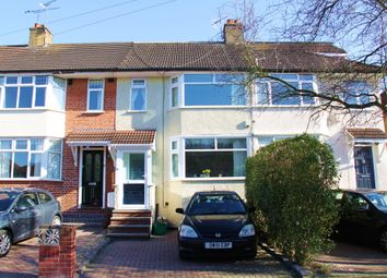 Thumbnail 4 bed terraced house to rent in Highfield Road, Woodford Green
