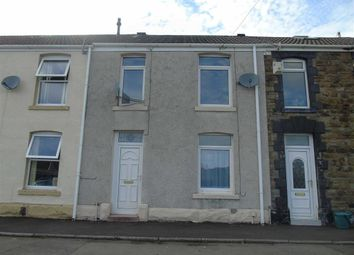 Thumbnail 2 bed terraced house for sale in Idris Terrace, Plasmarl, Swansea