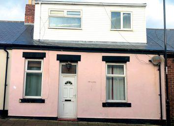 Thumbnail 4 bedroom terraced house for sale in Ridley Terrace, Hendon, Sunderland