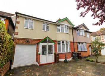 Thumbnail 4 bedroom semi-detached house to rent in Dale View Crescent, London