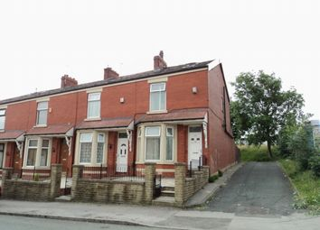 Thumbnail 4 bed end terrace house for sale in Audley Range, Blackburn