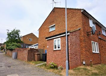 Thumbnail 2 bedroom semi-detached house for sale in Brussels Way, Luton