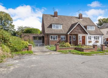 Thumbnail 3 bed semi-detached house for sale in Hatch Close, Addlestone