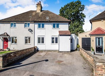 Thumbnail 4 bed semi-detached house for sale in Springfield Close, Croxley Green, Rickmansworth