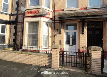 Thumbnail 1 bed flat for sale in River Street, Rhyl