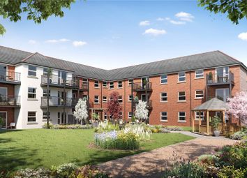 Thumbnail 1 bed flat for sale in Foxglove Place, 1 Willand Road, Cullompton, Devon