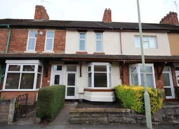Thumbnail 2 bed terraced house to rent in Marston Road, Stafford