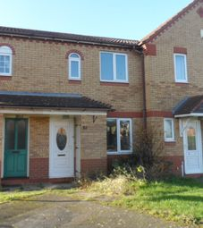 Thumbnail 2 bed terraced house to rent in Foxglove Close, Rushden