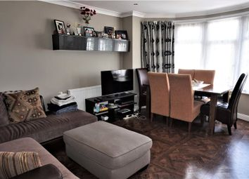 Thumbnail 3 bed flat for sale in Grenoble Gardens, Palmers Green