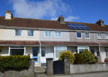 Thumbnail 3 bed semi-detached house for sale in South View, Liskeard, Cornwall