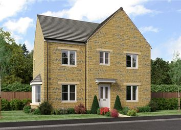 "Thumbnail 3 bed semi-detached house for sale in ""Blyton"" at Cumberford Hill, Bloxham, Banbury"