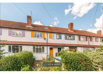 Thumbnail 4 bed terraced house to rent in St Marys Avenue, Teddington