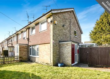 Thumbnail 3 bed end terrace house to rent in Trelleck Road, Reading, Berkshire