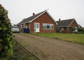 Thumbnail 3 bed detached bungalow to rent in Church Close, Hepworth, Diss