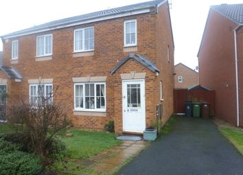 Thumbnail 3 bed semi-detached house for sale in Wood Common Grange, Pelsall, Walsall