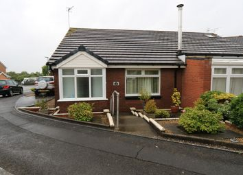Thumbnail 2 bedroom semi-detached bungalow to rent in Purdey Close, Highlight Park, Barry
