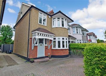 Thumbnail 5 bed semi-detached house for sale in Darnley Road, Woodford Green, Essex
