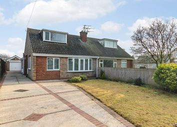Thumbnail 4 bed semi-detached house for sale in Clarence Close, Immingham, N E Lincolnshire