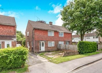 Thumbnail 2 bed semi-detached house for sale in Woolborough Road, Crawley, West Sussex, England